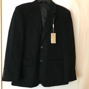 MICHAEL Michael Kors men's wool felt jacket blazer
